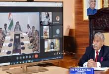 Itanagar-Arunachal Pradesh Governor addresses DySP probationers