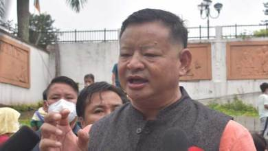 Itanagar: IMC is not only to cleaning garbage, also to clean drugs menace from the capital - Mayor