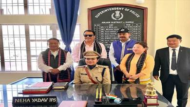 Arunachal: Chowna Mein inaugurates SP Office, Fire Station at Hawai