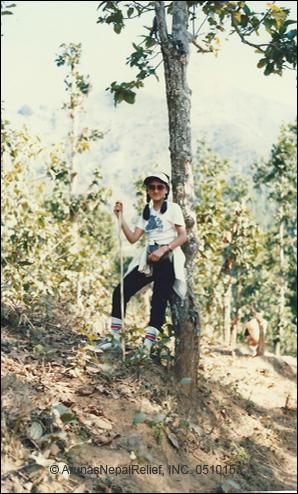 Aruna Trekking in Nepal
