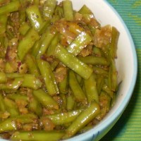 Gavar ki Phalli (Cluster Beans) Stir Fry Recipe