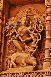 Mahisasura Mardini-Avatar of Goddess Durga