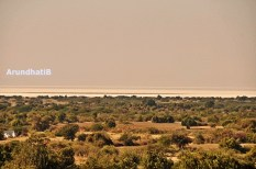 The Rann of Kutch from Dholavira