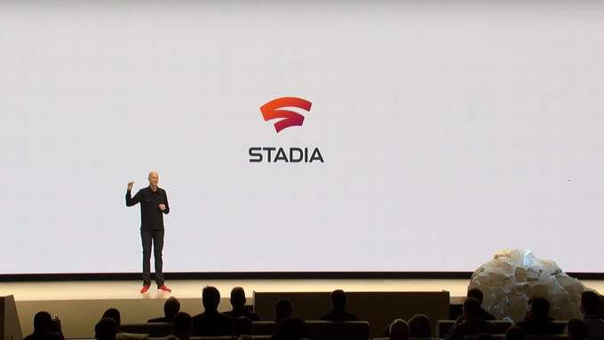 Google stadia being announced