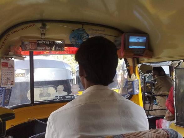 Rickshaw Mumbai 2