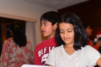 pictures from a Holiday Christmas Gathering 2012 by Arun Shanbhag