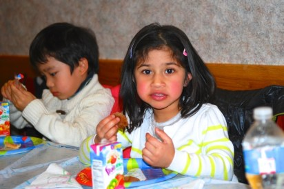 Meera turns Six