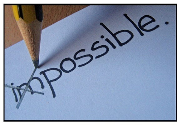 Become a Possibility Thinker  Aruosa Osemwegie