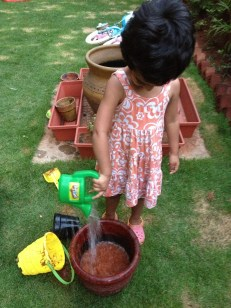 We take our gardening very seriously :)