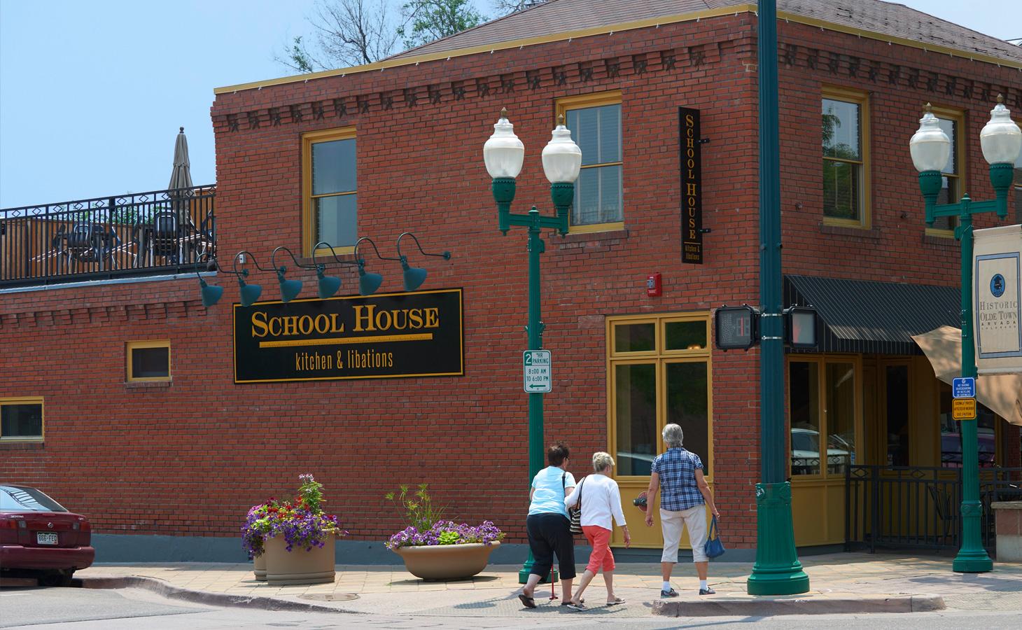1882 School House Aura
