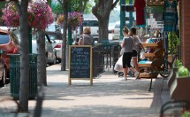Olde Wadsworth & Grandview Avenue Streetscape - Aura