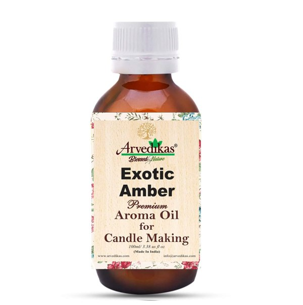 Exotic Amber Fragrance Oil For making Candles