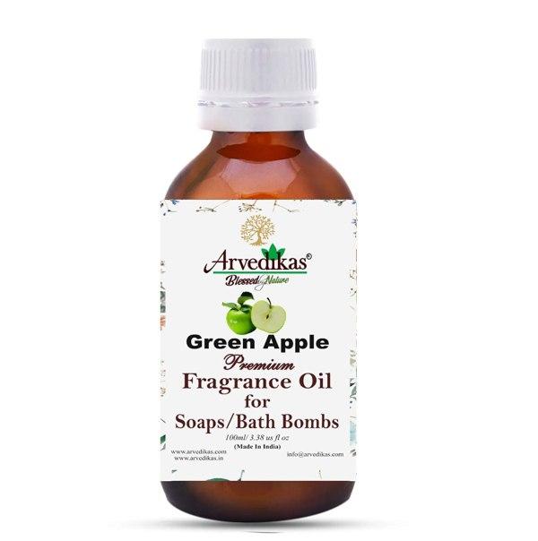 Green Apple Fragrance Oil for Soap Making