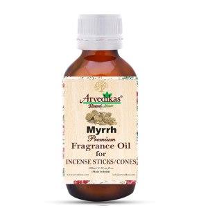 Myrrh Fragrance Oils Making Agarbatti