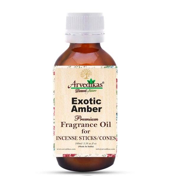 Exotic Amber Fragrance Oils Making Agarbatti