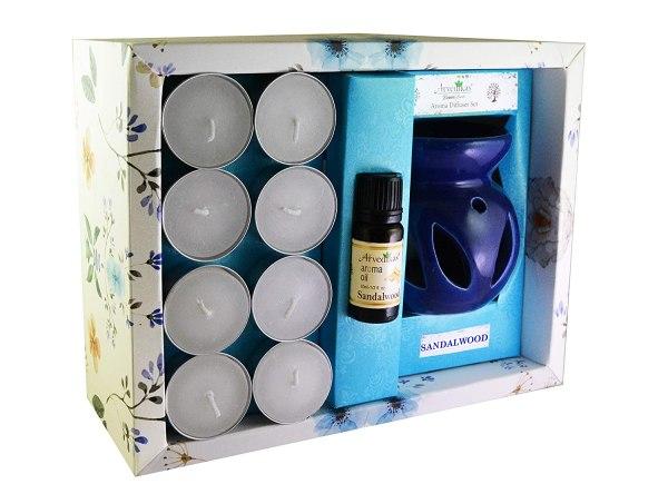 Aroma Diffuser Set Fragrance Gift Hamper Combo Pack