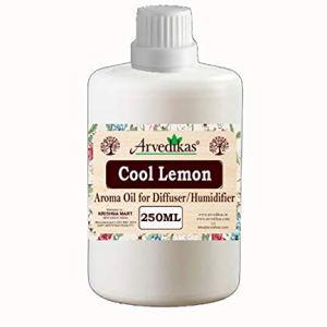 Cool Lemon Fragrance Oils For Diffuser Aroma Bottle-250 Ml