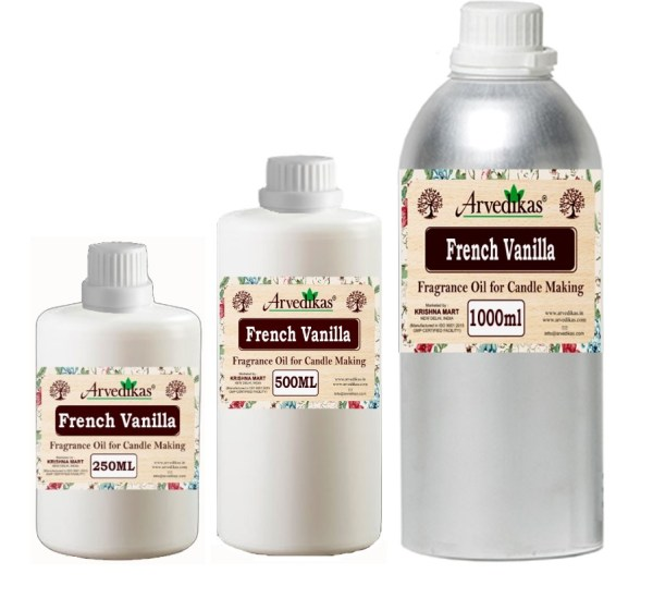 French Vanilla Fragrance Oil For Candle Making