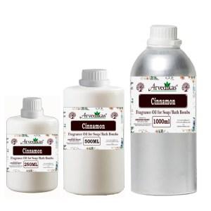 Cinnamon Fragrance Oil For Soap / Bath Bombs