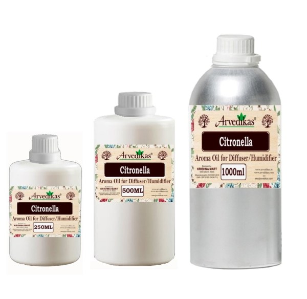 Cintronella Fragrance Oil For Diffuser & Humidifiers