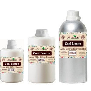 Cool Lemon Fragrance Oil For Diffuser & Humidifiers