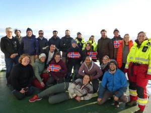 Celebration national day of Norway