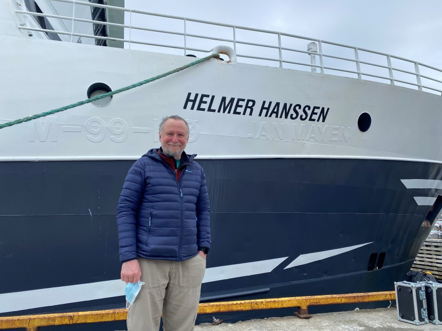 Rolf Gradinger, Cruise leader polar front expedition