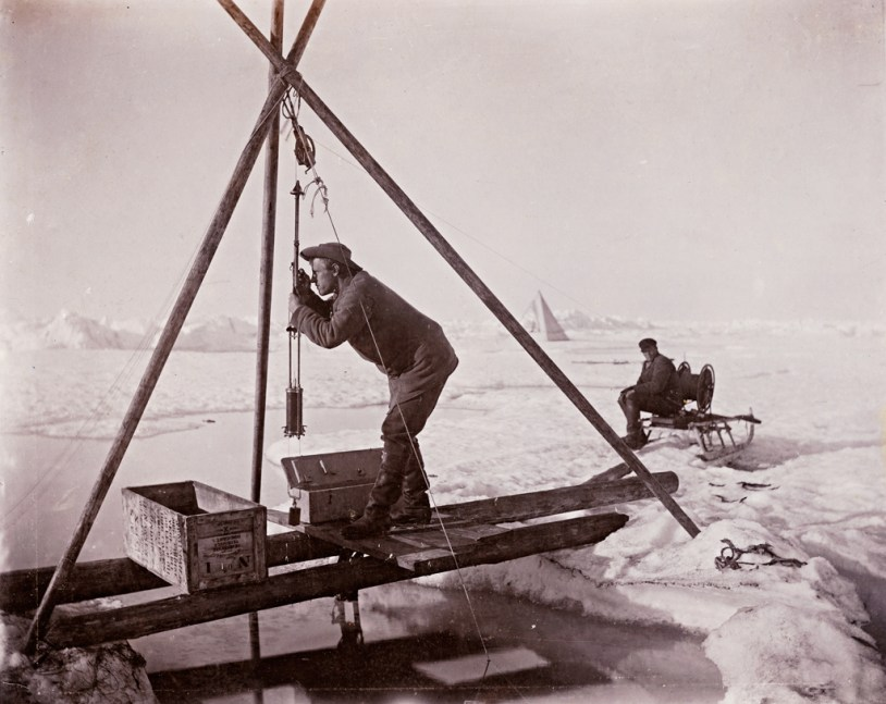 Photo: Fridtjof Nansen (1861-1930) Owner: National Library of Norway