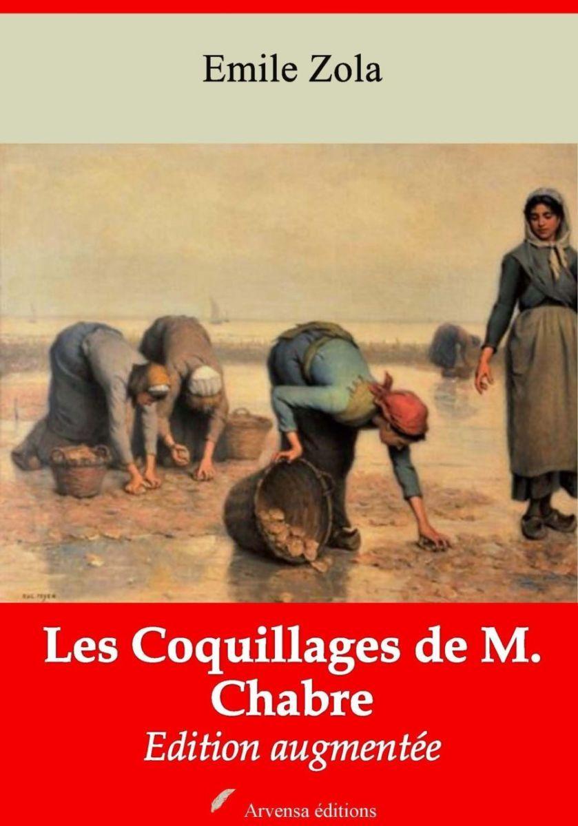 Les Coquillages De Monsieur Chabre : coquillages, monsieur, chabre, Coquillages, Chabre, (Emile, Zola), Ebook, Epub,, Kindle, Télécharger, Arvensa, Editions