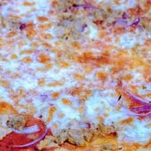 ArVolo Pizza rossa Tonno e cipolla di Tropea
