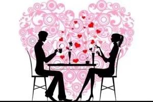 Proposte menù per san Valentino