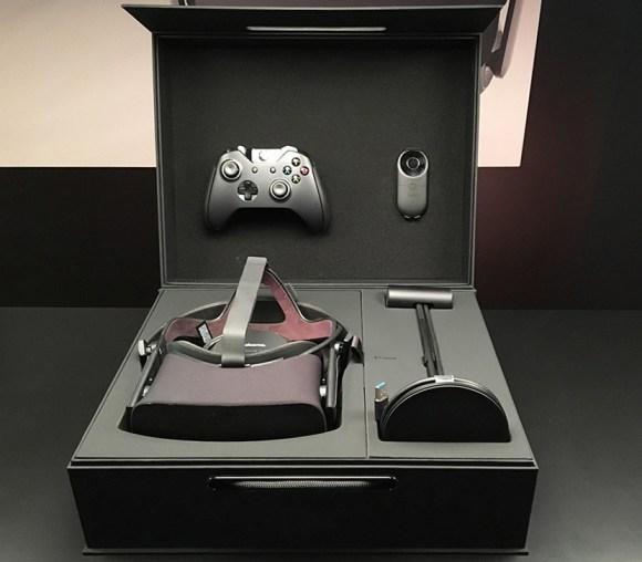 Oculus Box