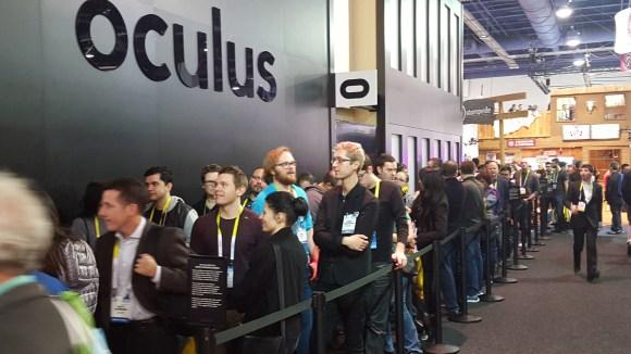 Oculus Line2