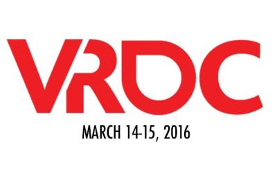 GDC Announces VRDC – A Standalone Virtual Reality Conference