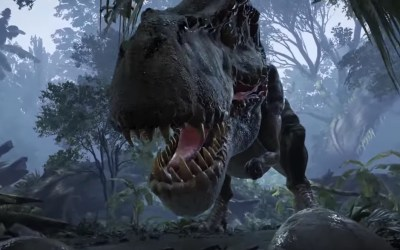 Crytek's Back To Dinosaur Island Tech Demo Now Available for Free