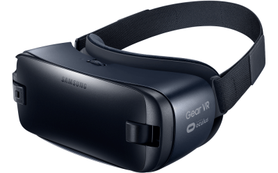 Samsung Unveils New Gear VR for Galaxy Note7