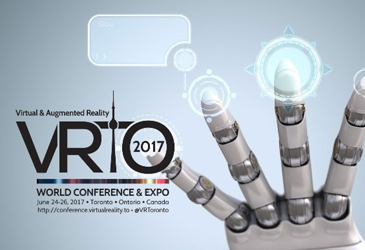 VRTO – Canada's Largest VR & AR Convention Returns on June 24-26