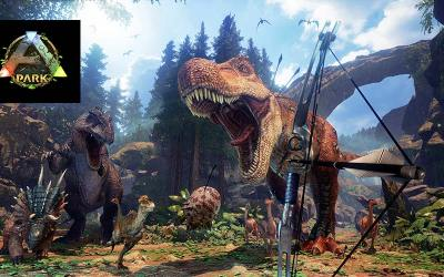 Snail Games' Multiplayer VR Adventure ARK Park Launching March 22