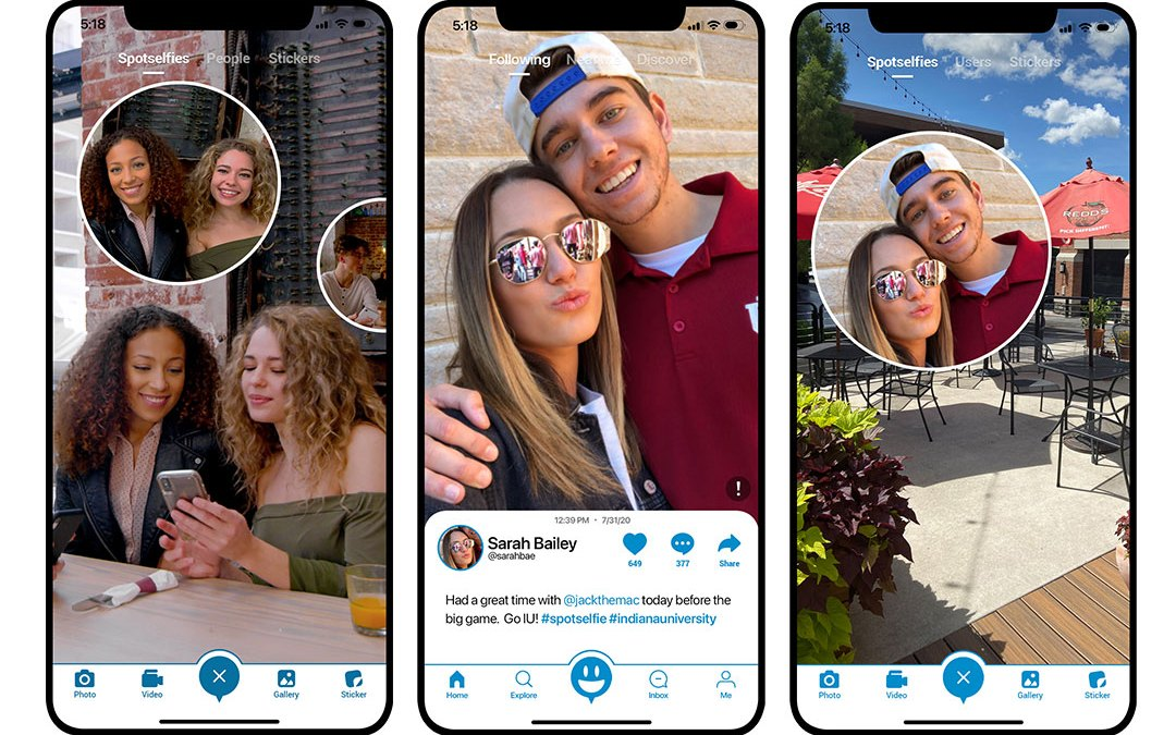 Spotselfie Announces Official Launch of Augmented Reality-Powered Social Network