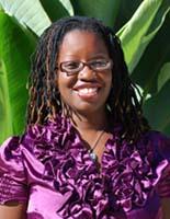 Azizi James, SDSU Admissions Counselor