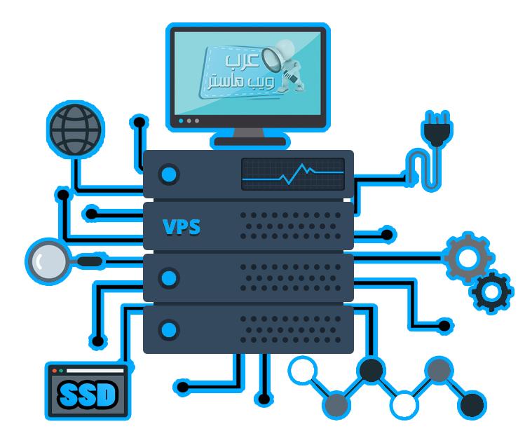 الخادم الافتراضي الخاص (Virtual Private Server)