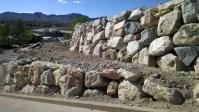 Harper Rockery Wall - Arx Engineering