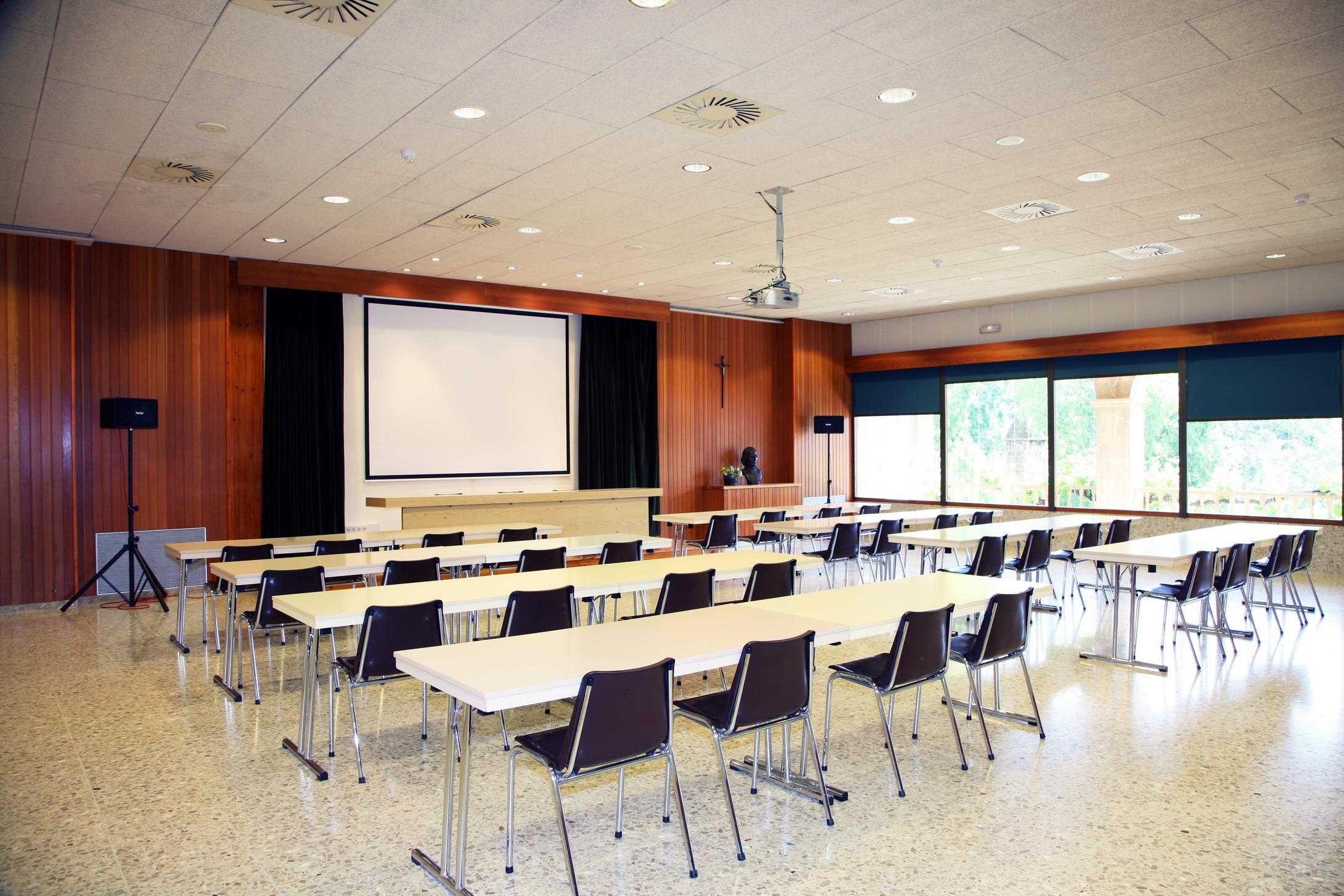 Aula Magna - Centre de Reunions del Montsec