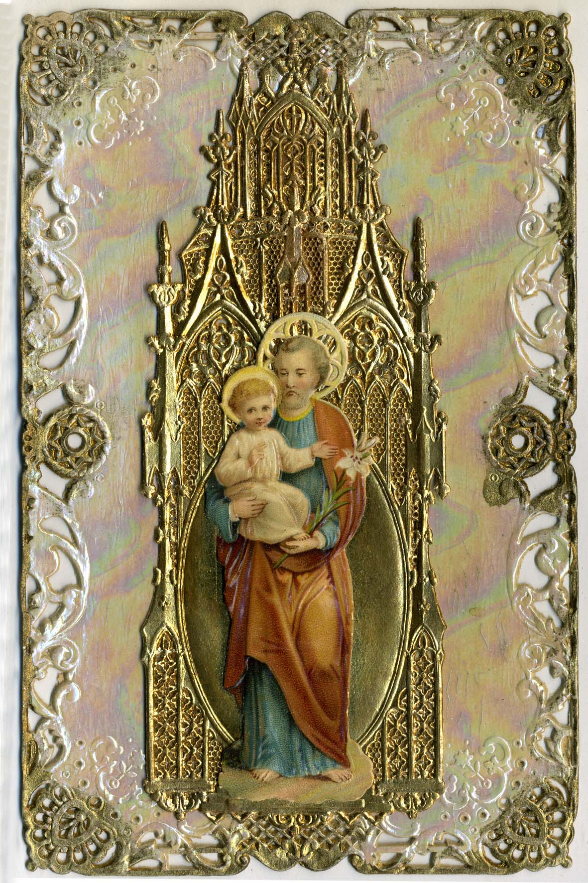 Estampa de Sant Josep