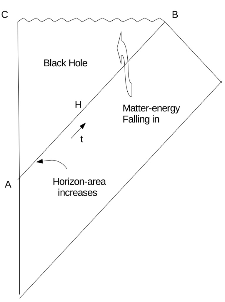 Negative specific heat of black-holes from Fluid-Gravity