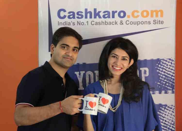 cashkaro cofounders