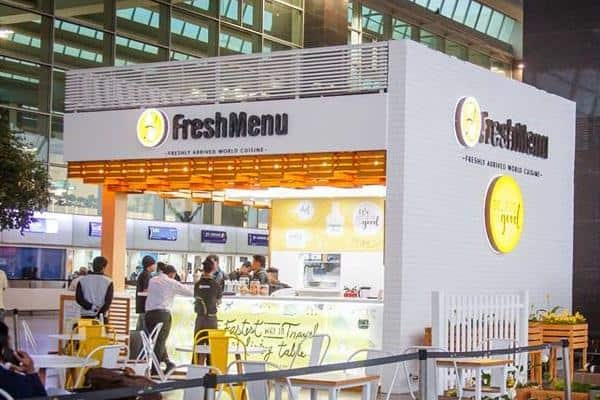 FreshMenu Take Away Restaurant