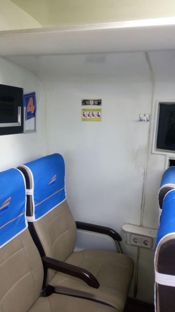 Tempat Duduk Kereta Api Serayu : tempat, duduk, kereta, serayu, Sebelum, Gerbong, Ekonomi, Baru,, Perhatikan, Fakta, Supaya, Tidak, Jalancerita