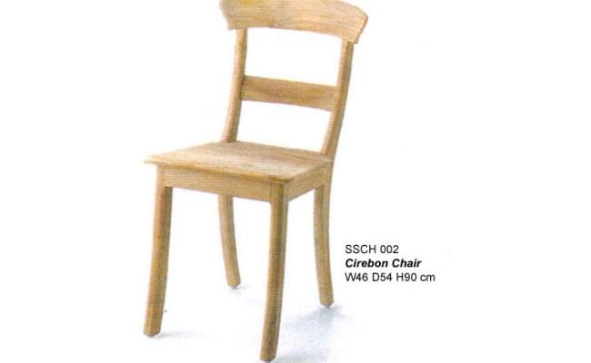 Cirebon Chair Ssch 002