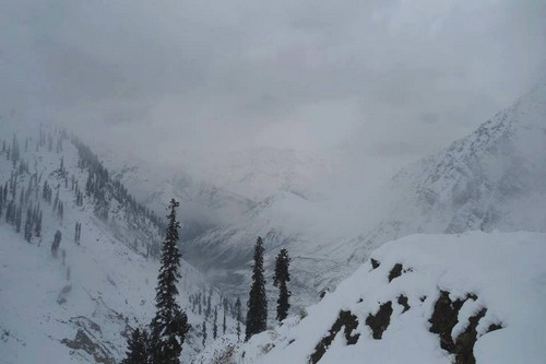 Snow Falling Desktop Wallpaper 10 Places In Pakistan That Are Breathtaking After Snowfall